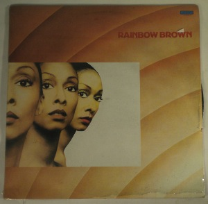 RAINBOW BROWN - Same - LP