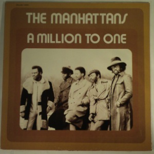THE MANHATTANS - A million to one - LP