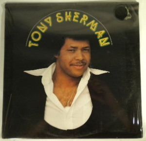 TONY SHERMAN - Same - LP