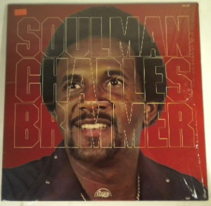 CHARLES BRIMMER - Soul man - LP