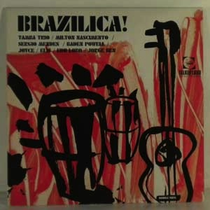 VARIOUS - Brazilica! - LP x 2 