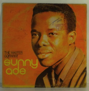 KING SUNNY ADE - The master guitarist Vol. 1 - LP