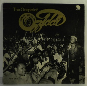 SONNY OKOSUN - The gospel of Ozzidi - 33T