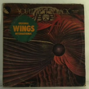 ORIGINAL WINGS - You'll want me back - LP