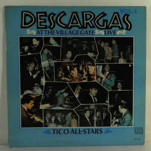 TICO ALL-STARS - Descargas At The Village Gate Vol.2 - LP