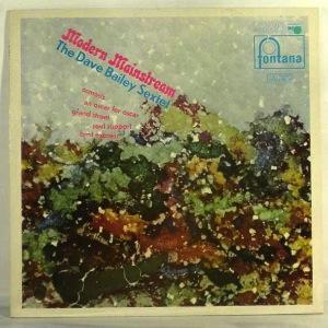 THE DAVE BAILEY SEXTET - Modern Mainstream - LP