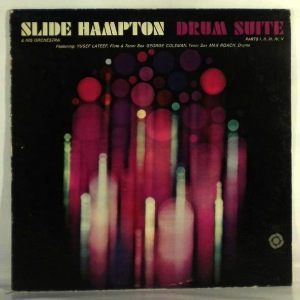 SLIDE HAMPTON & HIS ORCHESTRA - Drum Suite - LP