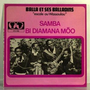 BALLA ET SES BALLADINS - Samba - 7inch (SP)