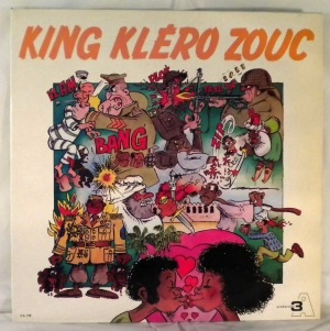 KING KLERO ZOUC - Same - LP
