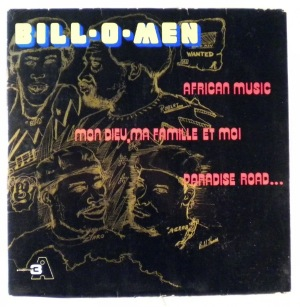 BILL-O-MEN - Same - LP