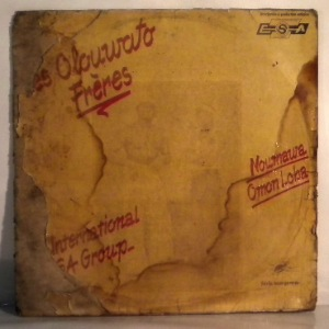 OLUWATO FRERES - Noumawa - LP