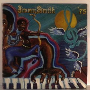 JIMMY SMITH - 75 - LP
