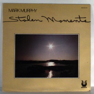 MARK MURPHY - Stolen Moments - LP