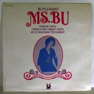 BU PLEASANT - Ms. Bu - LP