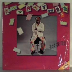ROY HAYNES - Thank You Thank You - LP