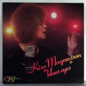 KISA MAGNUSSON - Blues Eyes - LP