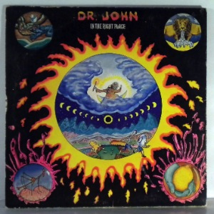DR JOHN - In The Right Place - LP