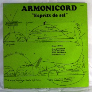 ARMONICORD - Esprits de sel - LP