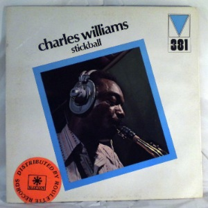 CHARLES WILLIAMS - Stickball - LP