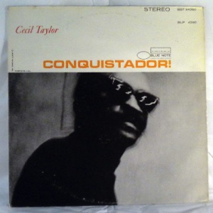 CECIL TAYLOR - Conquistador - LP