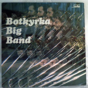 BOTKYRKA BIG BAND - Same - LP