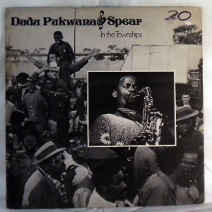 DUDU PUKWANA & SPEAR - In The Townships - LP
