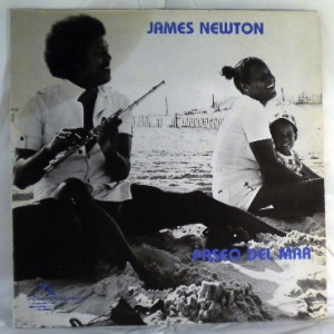 JAMES NEWTON - Paseo del mar - LP