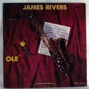 JAMES RIVERS - OlŽ - LP
