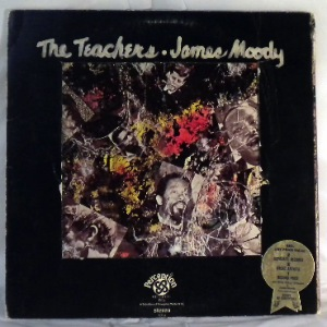 JAMES MOODY - The teachers - LP