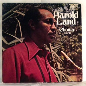 HAROLD LAND - Choma - LP