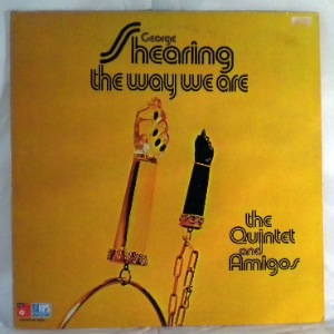 GEORGE SHEARING - The way we are - LP