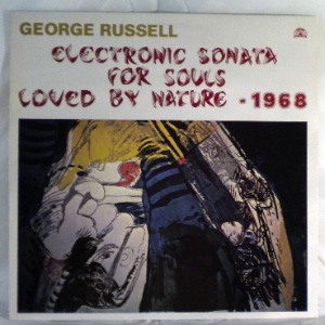 GEORGE RUSSELL - Electronic Sonata For Souls Loved By Nature - LP