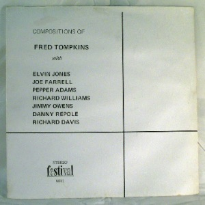 FRED TOMPKINS - Compositions - LP