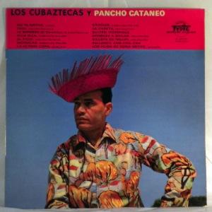 LOS CUBAZTECAS Y PANCHO CATANEO - Same - LP