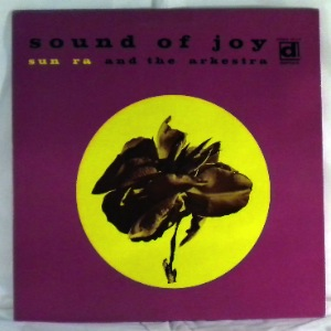 SUN RA - Sound Of Joy - LP