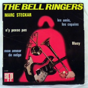 MARC STECKAR - The Bell Ringers - 45T (SP 2 titres)