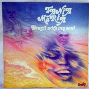 TANIA MARIA - Brazil With My Soul - LP