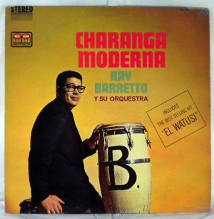 RAY BARRETTO - Charanga moderna - LP