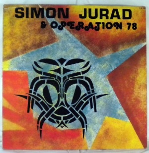 SIMON JURAD ET OPERATION 78 - Same - LP