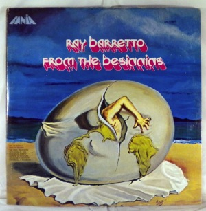 RAY BARRETTO - From the beginning - LP