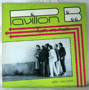 PAVILLON B - Hop On Pop - LP