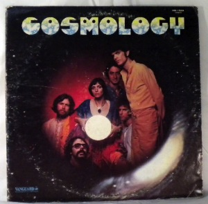 COSMOLOGY - Same - LP