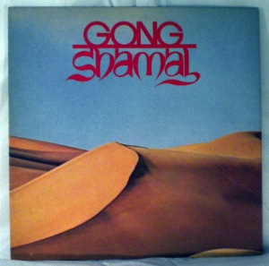 GONG - Shamal - LP