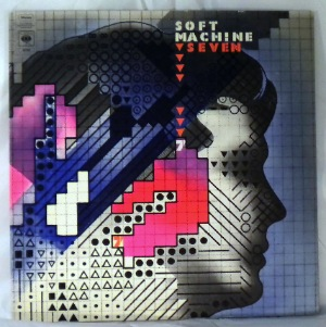 SOFT MACHINE - Seven - LP