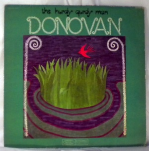 DONOVAN - The Hurdy Gurdy Man - LP