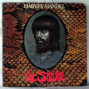 HARVEY MANDEL - The Snake - LP