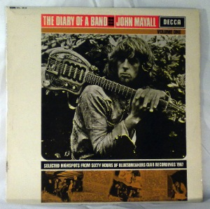 JOHN MAYALL - The Diary Of A Band Volume One - LP