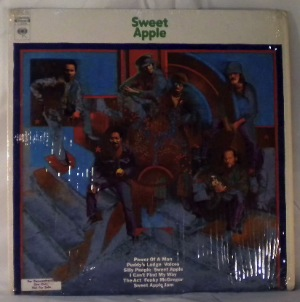 SWEET APPLE - Same - LP
