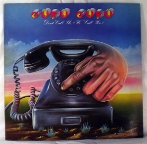 GURU GURU - Don't Call Us (We Call You) - LP