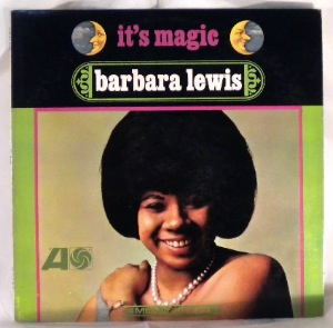 BARBARA LEWIS - It's magic - LP